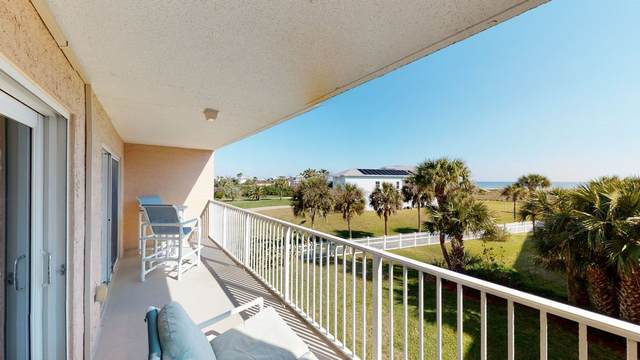 4 Ocean Trace Rd #323, St Augustine, FL 32080 (MLS #211326) :: Noah Bailey Group
