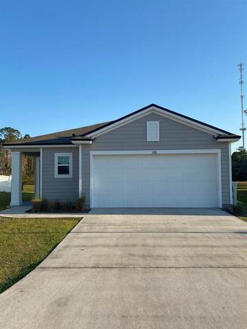 330 Ashby Landing Way, St Augustine, FL 32086 (MLS #211354) :: The DJ & Lindsey Team