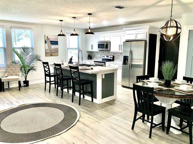 42 Menendez Rd., St Augustine, FL 32080 (MLS #211360) :: Noah Bailey Group