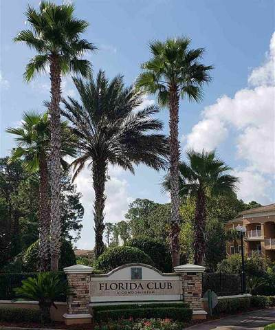 605 Fairway Dr, Unit 201 #201, St Augustine, FL 32084 (MLS #211367) :: CrossView Realty