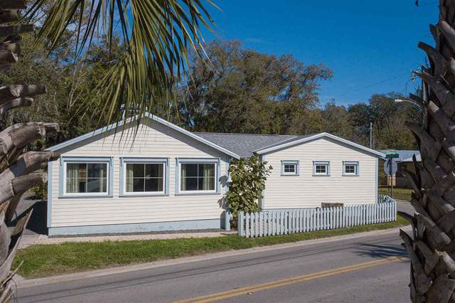 193 Riberia St, St Augustine, FL 32084 (MLS #211389) :: The Impact Group with Momentum Realty