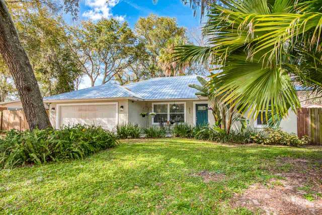 603 St Augustine South Dr, St Augustine, FL 32086 (MLS #211402) :: Noah Bailey Group