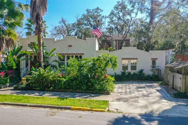 15 Hildreth Drive, St Augustine, FL 32084 (MLS #211405) :: Century 21 St Augustine Properties