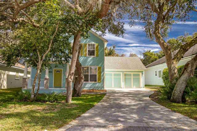 864 Tides End Dr, St Augustine, FL 32080 (MLS #211406) :: Noah Bailey Group