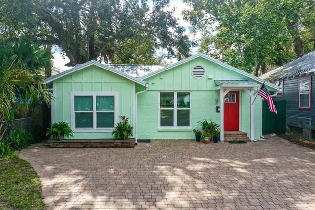 19 Lovett, St Augustine, FL 32084 (MLS #211446) :: Noah Bailey Group