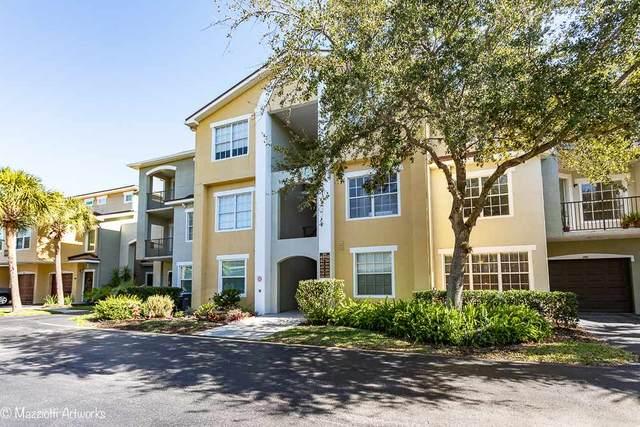 4010 Grande Vista Blvd 25-120, St Augustine, FL 32084 (MLS #211447) :: Noah Bailey Group