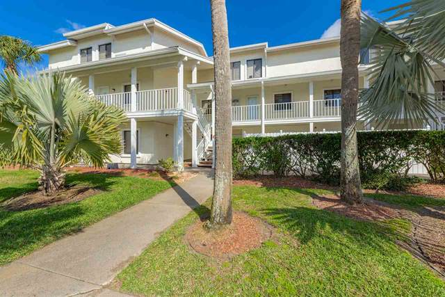 4670 A1a S 16C, St Augustine Beach, FL 32080 (MLS #211457) :: Olde Florida Realty Group