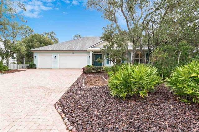 224 History Place, St Augustine, FL 32095 (MLS #211488) :: The Newcomer Group