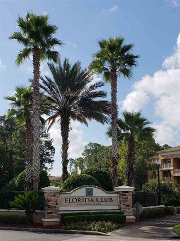 615 Fairway Dr. Unit 205 #205, St Augustine, FL 32084 (MLS #211492) :: CrossView Realty