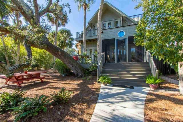 141 Washington Street, St Augustine, FL 32084 (MLS #211514) :: Olde Florida Realty Group