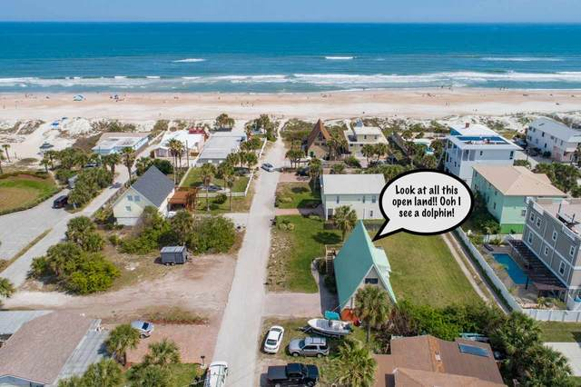 7 and 9 13th St, St Augustine Beach, FL 32080 (MLS #211515) :: Noah Bailey Group