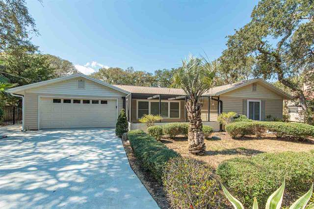 8 Lydia Lane, St Augustine, FL 32080 (MLS #211518) :: Noah Bailey Group