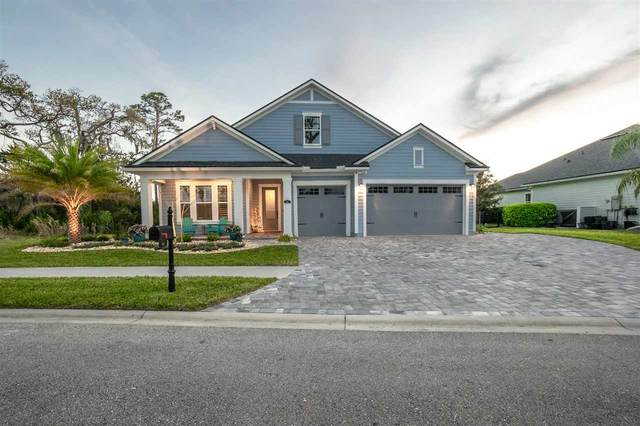 66 Tesoro Ter, St Augustine, FL 32095 (MLS #211523) :: Noah Bailey Group