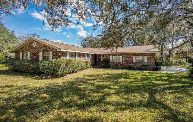 271 Dartmouth Rd., St Augustine, FL 32086 (MLS #211527) :: Olde Florida Realty Group