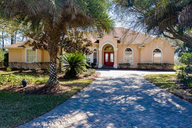 111 Herons Nest Ln, St Augustine, FL 32080 (MLS #211567) :: Noah Bailey Group