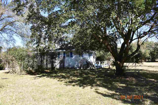 1915 Powell Rd, St Augustine, FL 32084 (MLS #211570) :: Noah Bailey Group