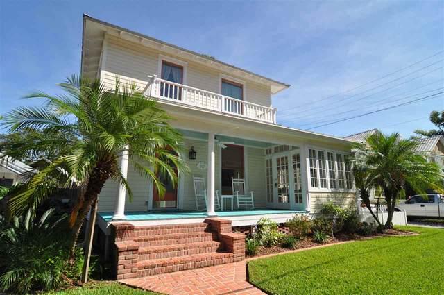 317 Saint George St, St Augustine, FL 32084 (MLS #211597) :: CrossView Realty