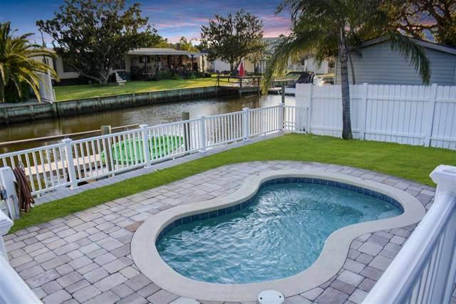 273 Pizarro Rd, St Augustine, FL 32080 (MLS #211611) :: Noah Bailey Group