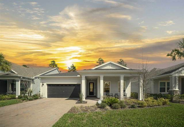 335 Rivercliff Trail, St Augustine, FL 32092 (MLS #211663) :: CrossView Realty