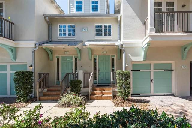 125 Sea Grove Main St #202, St Augustine, FL 32080 (MLS #211667) :: CrossView Realty