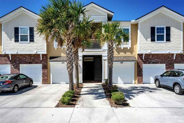 1414 Golden Lake Loop, St Augustine, FL 32084 (MLS #211695) :: Olde Florida Realty Group