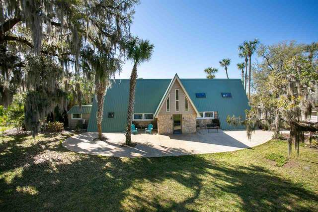 4274 Old A1a, Palm Coast, FL 32137 (MLS #211723) :: The Newcomer Group