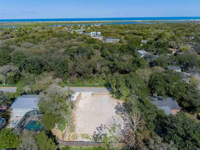 16 Baru Road, St Augustine, FL 32080 (MLS #211726) :: Olde Florida Realty Group