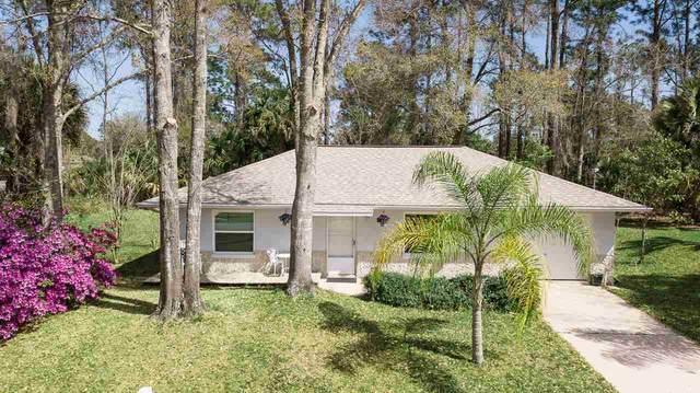 15 Round Thorn, Palm Coast, FL 32164 (MLS #211739) :: Endless Summer Realty
