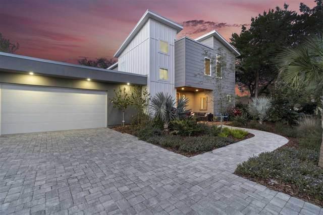 506 F Street, St Augustine Beach, FL 32080 (MLS #211752) :: The Newcomer Group