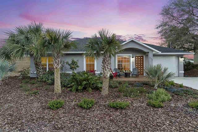 503 F Street, St Augustine Beach, FL 32080 (MLS #211755) :: The Newcomer Group