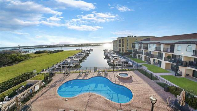 115 Sunset Harbor Way #302, St Augustine, FL 32080 (MLS #211756) :: CrossView Realty