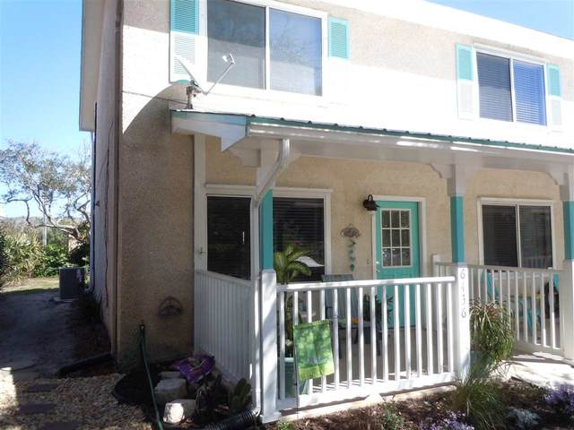 6436 Madison St., St Augustine, FL 32080 (MLS #211788) :: Olde Florida Realty Group