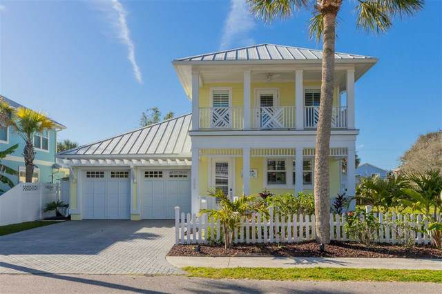 205 12th Street, St Augustine Beach, FL 32080 (MLS #211794) :: The Newcomer Group