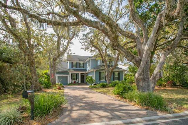 382 Ocean Forest Drive, St Augustine Beach, FL 32080 (MLS #211850) :: Olde Florida Realty Group
