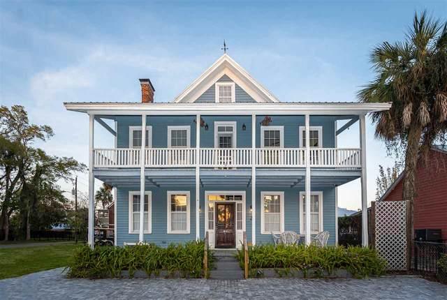 75 Osceola Street, St Augustine, FL 32084 (MLS #211880) :: Olde Florida Realty Group