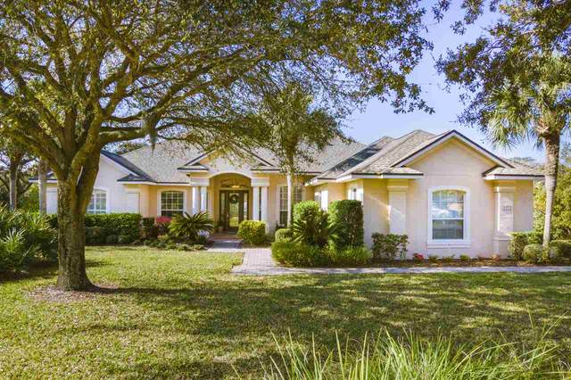 206 Heritage Ct, St Augustine, FL 32080 (MLS #211882) :: Memory Hopkins Real Estate