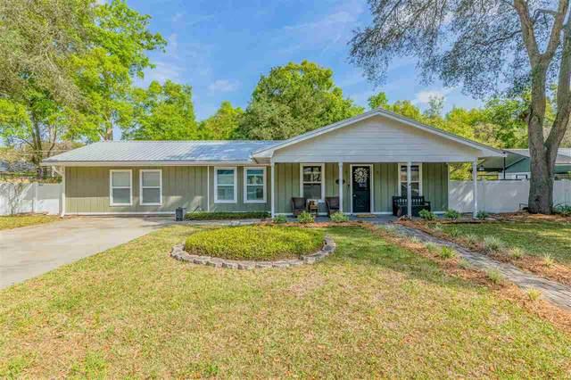 129 Pelican Rd, St Augustine, FL 32086 (MLS #211893) :: CrossView Realty