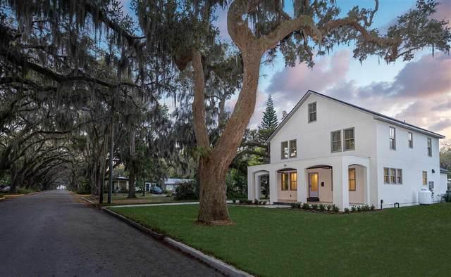 36 Magnolia Avenue, St Augustine, FL 32084 (MLS #211911) :: CrossView Realty