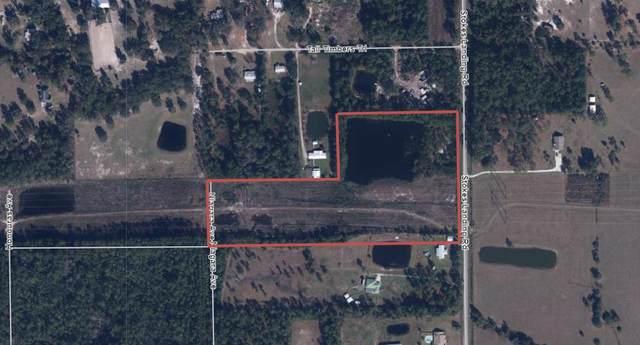 271 & 257 Stokes Landing Rd, Palatka, FL 32177 (MLS #211969) :: Olde Florida Realty Group