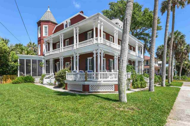 80 Water St, St Augustine, FL 32084 (MLS #212019) :: Olde Florida Realty Group