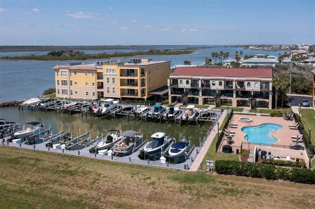 120 Sunset Harbor Way #202, St Augustine, FL 32080 (MLS #212032) :: CrossView Realty