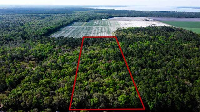 0 Woodward Rd, St Augustine, FL 32092 (MLS #212047) :: The Perfect Place Team