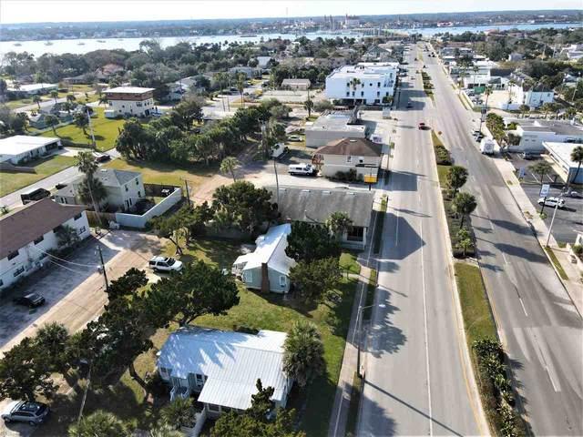 317 Anastasia Blvd, St Augustine, FL 32084 (MLS #212048) :: Olde Florida Realty Group