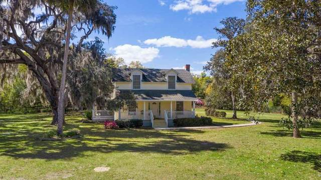 113 S Oakland Ave, San Mateo, FL 32187 (MLS #212060) :: Olde Florida Realty Group