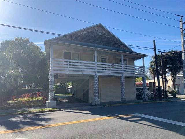 218 San Marco Ave, St Augustine, FL 32084 (MLS #212075) :: CrossView Realty