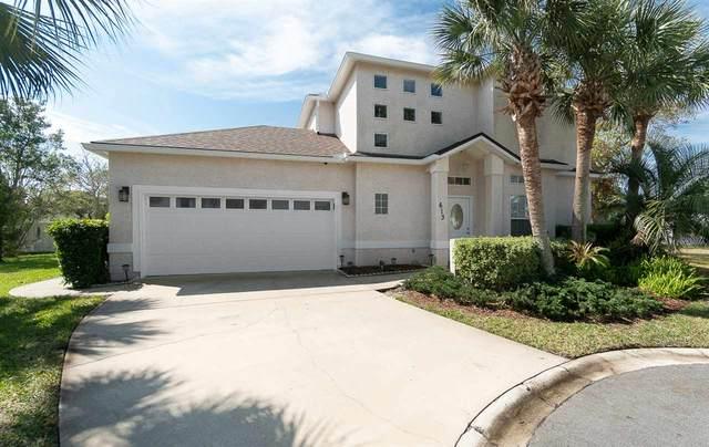 613 Cedar Bough Ct, St Augustine, FL 32080 (MLS #212100) :: Keller Williams Realty Atlantic Partners St. Augustine