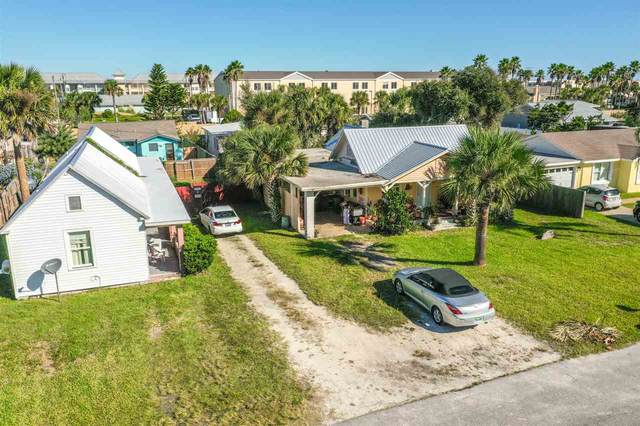 114 14th Street, St Augustine Beach, FL 32080 (MLS #212104) :: The Impact Group with Momentum Realty