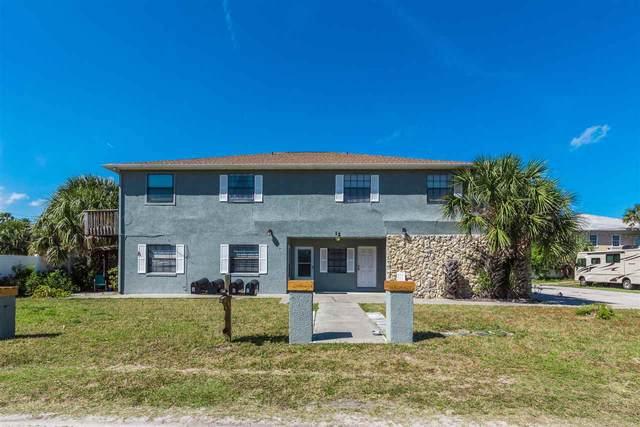 12 7th Street, St Augustine Beach, FL 32080 (MLS #212105) :: Olde Florida Realty Group