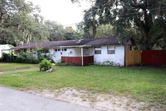 494 Pyrus Street, St Augustine Beach, FL 32080 (MLS #212112) :: CrossView Realty