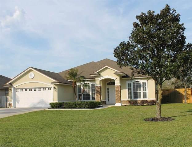 296 Whisper Ridge Dr, St Augustine, FL 32092 (MLS #212130) :: CrossView Realty